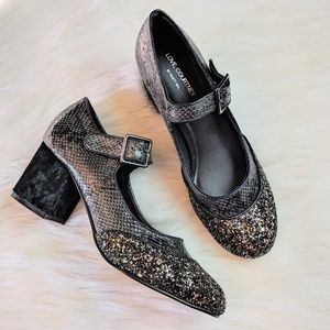 Nasty Gal Courtney Love Pageant Heels Size 7.5